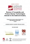 2007/710 Review of traceability and freshness
